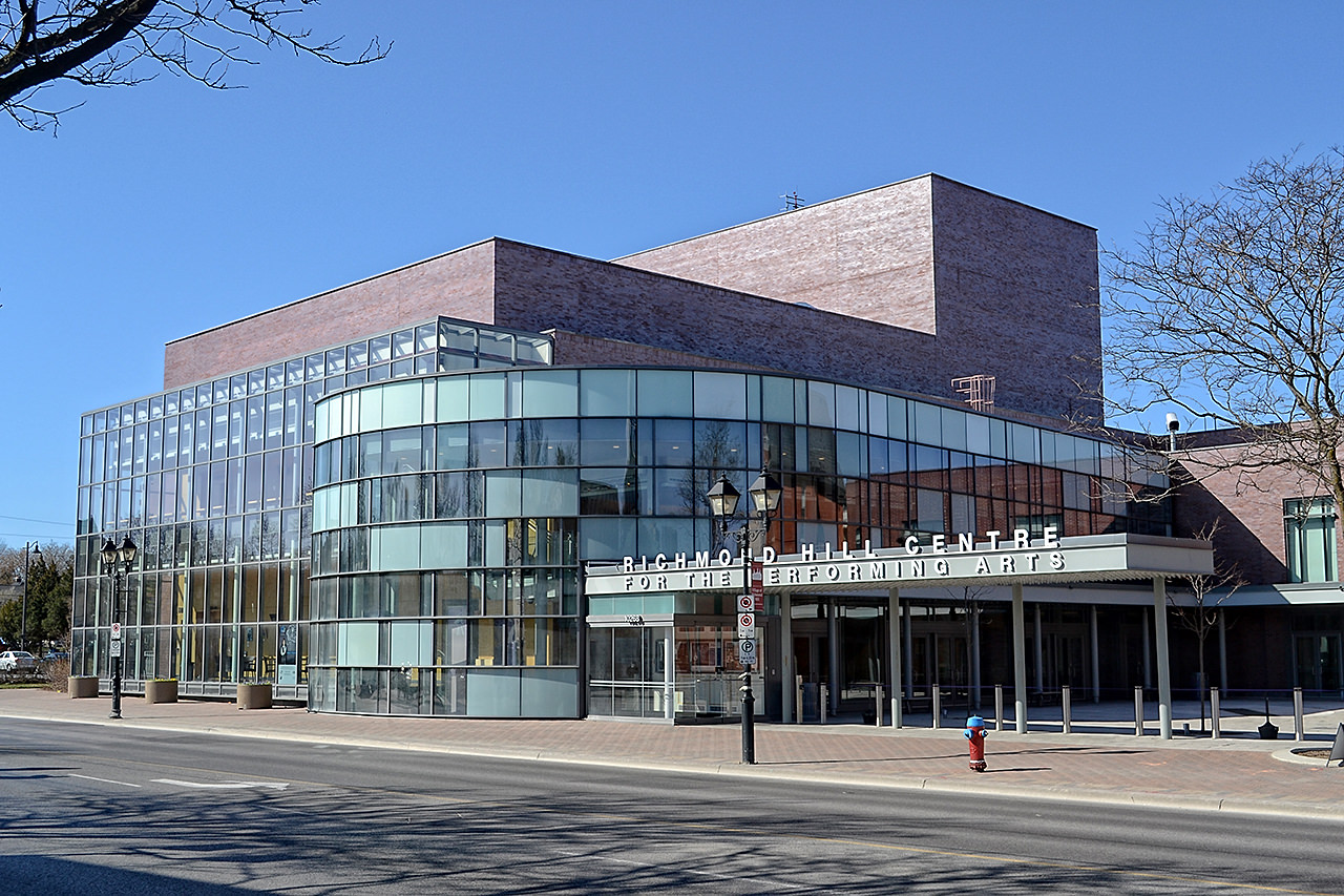 Richmond Hill Centre for Performing Arts