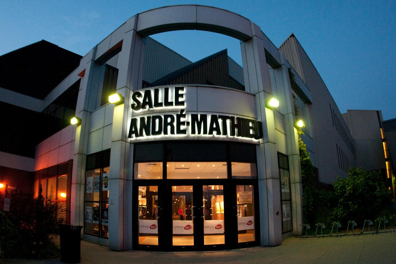 Salle André-Mathieu