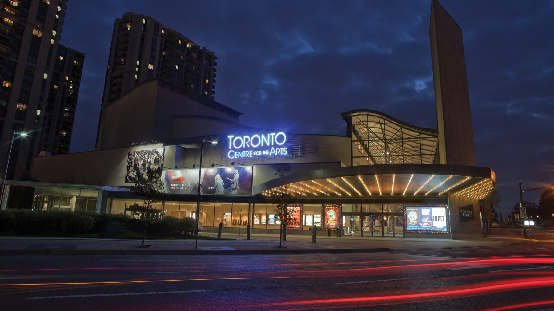 Toronto Centre for the Arts, Main Stage