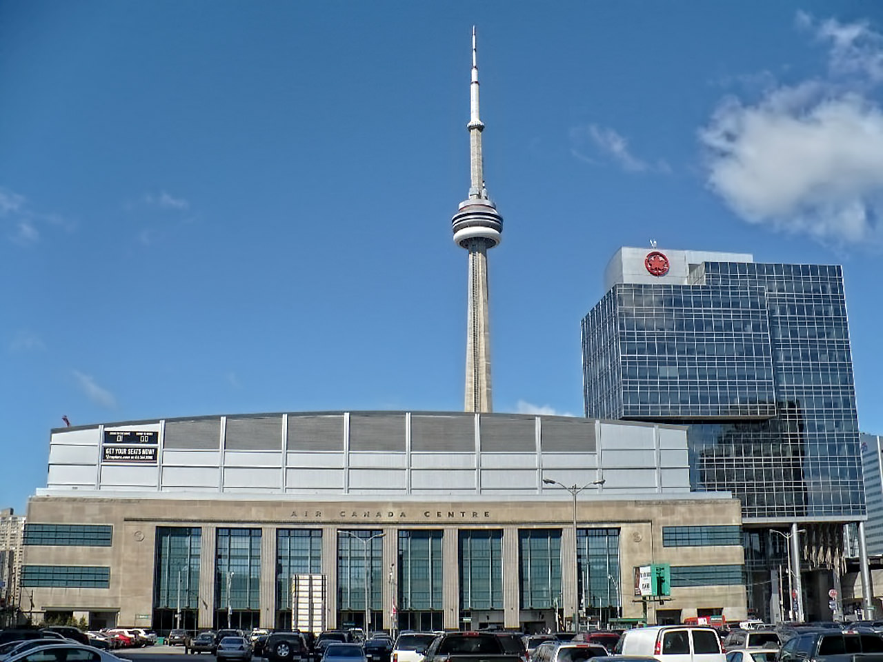 Scotiabank Arena (former Air Canada Centre)