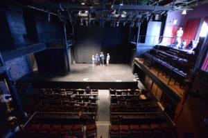 Theatre Passe Muraille Backstage