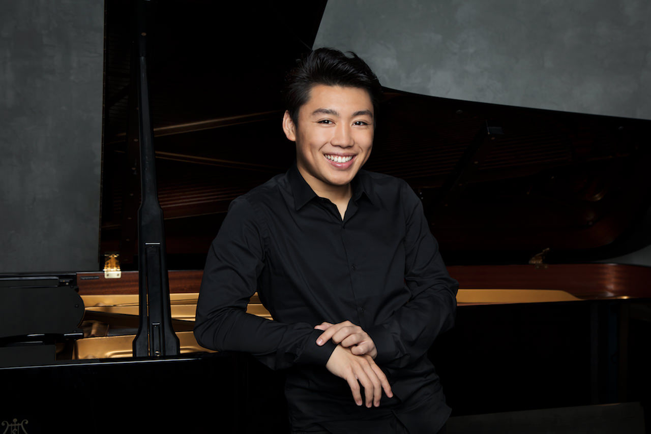 George LI – Piano Recital