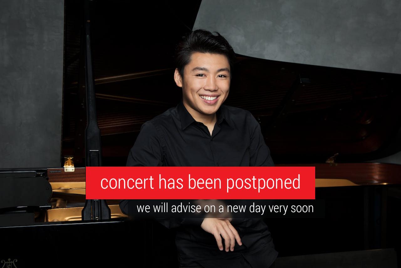 George LI – Piano Recital