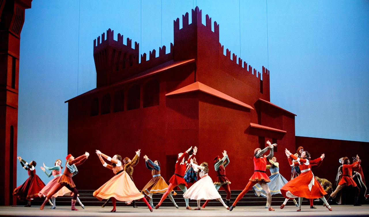 National Ballet of Canada – Romeo and Juliet