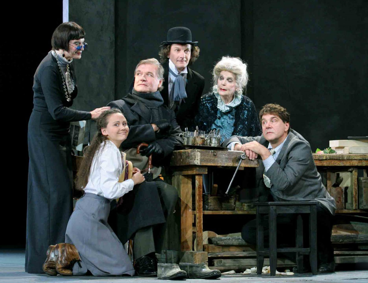 UNCLE VANYA - Show One Productions