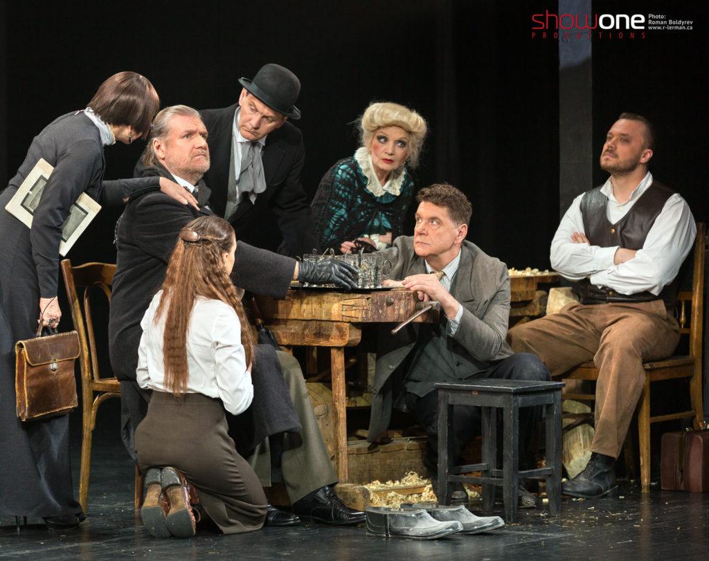 Uncle Vanya, Vakhtangov Theatre - Show One Productions