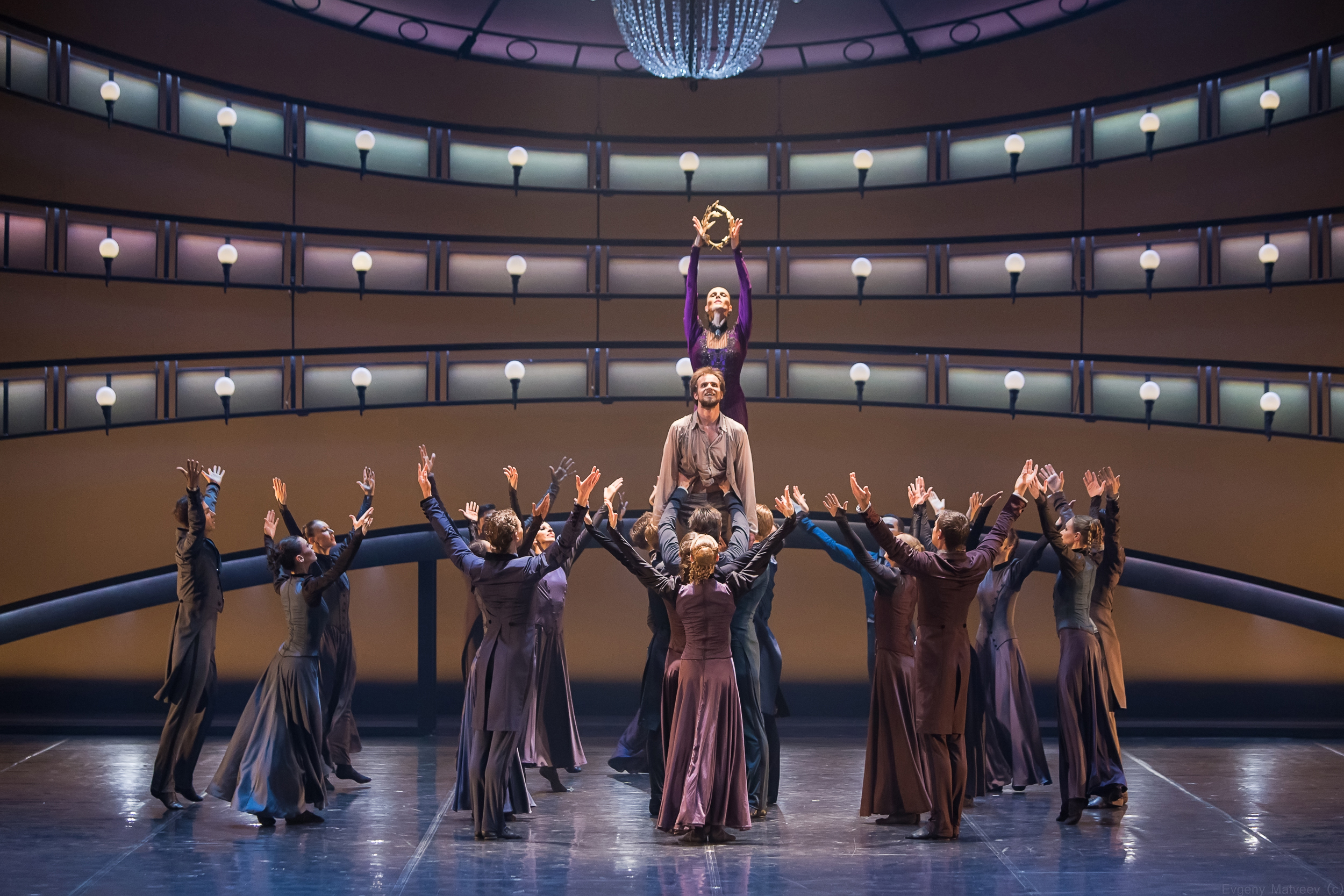 Балет Эйфмана: симфония страсти