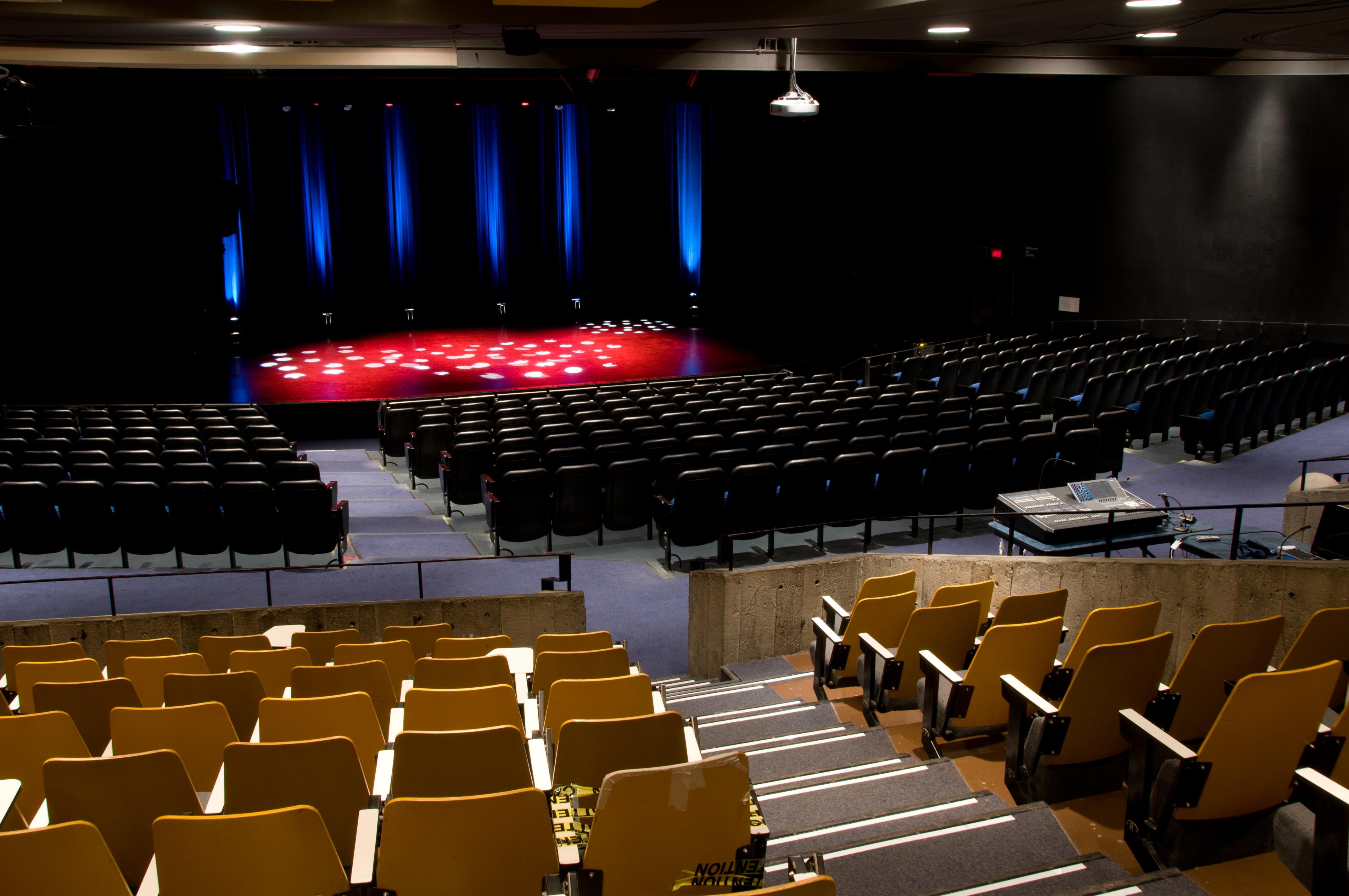 Salle Sylvain-Lelièvre @ Collège de Maisonneuve