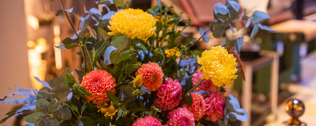Цветы для Ван Гога