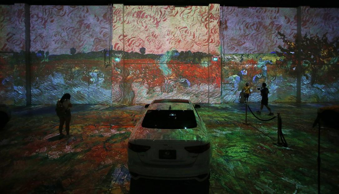 Immersive Van Gogh exhibit — which sold over 200,000 tickets in a pandemic — set to open for a second round