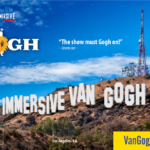 IMMERSIVE VAN GOGH IN LOS ANGELES