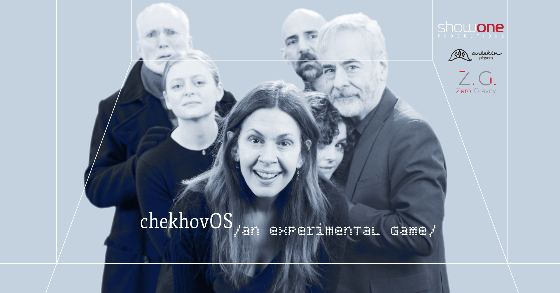 chekhovOS /an experimental game/